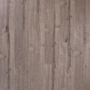Clix Old Oak Dark Grey Brushed