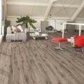 Eligna Wide Reclaimed Oak Brown Planks